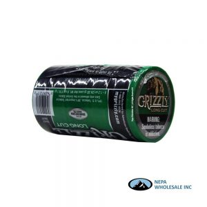 Grizzly 5-1.2Oz Long Cut Green