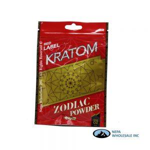 Kratom Powder 1oz Red