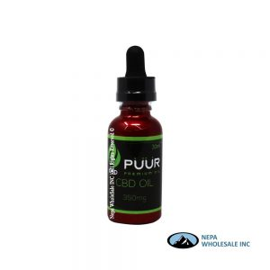 Puur 350 mg CBD Oil 30ml