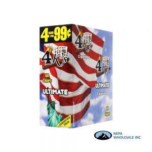 GT 4 Kings Ultimate 4 for $0.99 15 PK