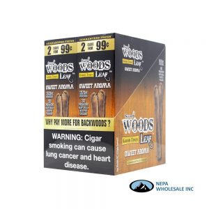 GT Woods Sweet Aroma Double Pack 2 for $0.99