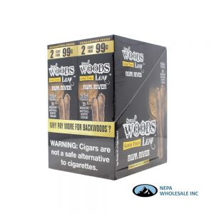 GT Woods Rum River Double Pack 2 for $0.99
