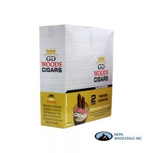 Gold Woods 2 for $0.99 Russian GD Cigars