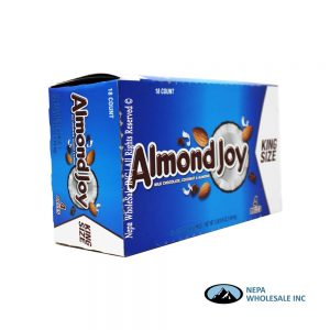 Almond Joy 18-3.22 Oz King Size