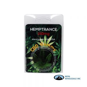 Hemptrance CBD Blistered 250 mg Gummies