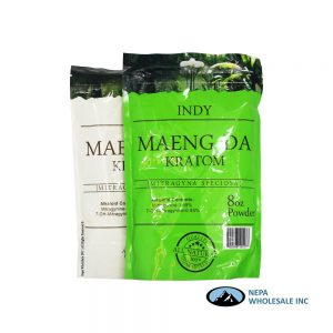Indy 8oz Powder Maeng Da
