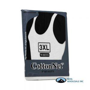 A White 3XL