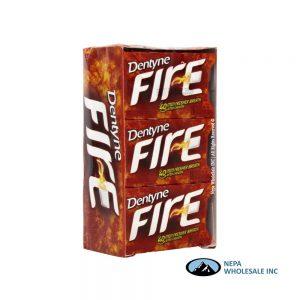 Dentyne Ice 9 CT Spicy Cinnamon