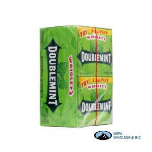Wrigley's Big 10-15sticks Doublemint