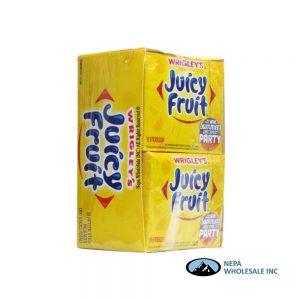 Wrigley's Big 10-15sticks Juicy Fruits