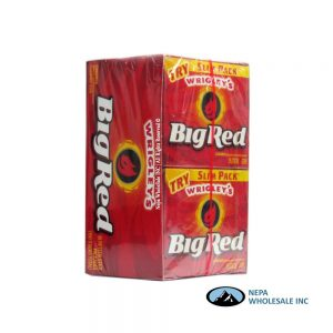 Wrigley's Big 10-15sticks Big Red