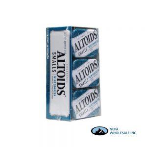 Altoids 9-0.37 Oz Wintergreen
