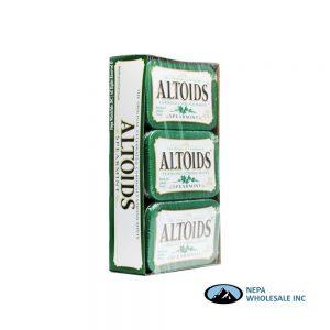 Altoids 6-1.76 Oz Spearmint