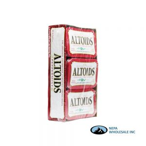 Altoids 6-1.76 Oz Peppermint