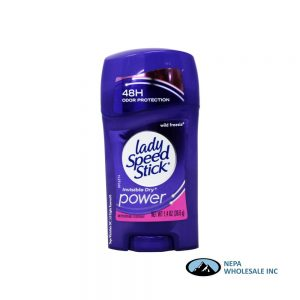Lady Spped Stick 1.4 Oz Invisible Dry Wild Freesia