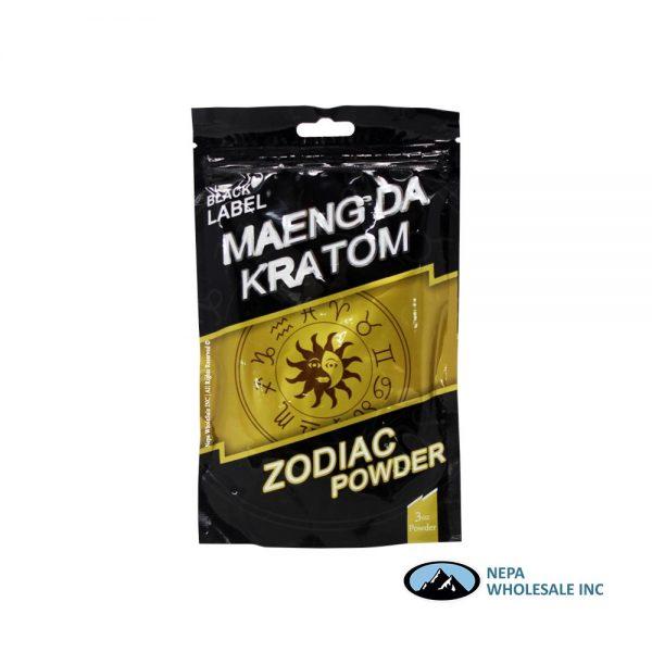 Zodiac 3oz Powder Maeng Da