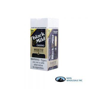 Black & Mild $0.89 Casino Wood Tip 25CT