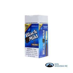 Black & Mild $0.89 Blues 25CT