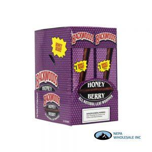 BackWoods 24 CT Honey Berry