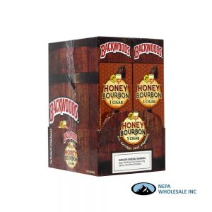 BackWoods 24 CT Honey Bourbon