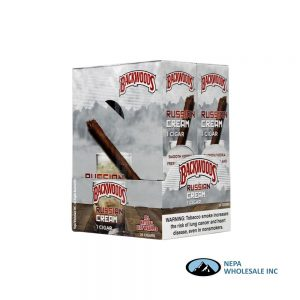 BackWoods 24 CT Russian Cream