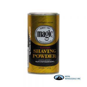 Magic Shaving Powder 5oz Gold