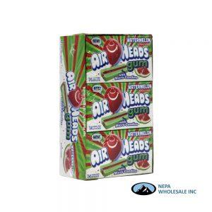 Airheads Gum 12ct Watermelon