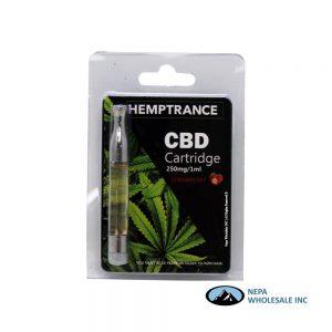 Hemptrance CBD Cartridge 250mg Strawberry