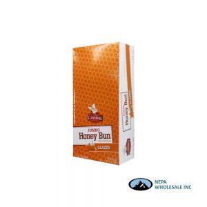 Cloverhill Glazed Jumbo Honey Bun 6-4.75oz.