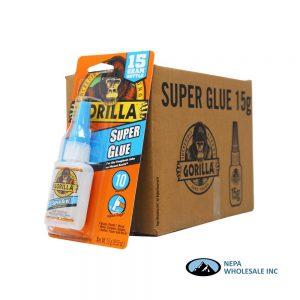 Gorilla Super Glue 6-15g