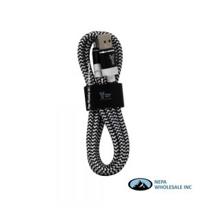 Y-Max Charger Big Braided Micro 1 CT