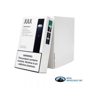JUUL 4 CT Starter Kit with 2 Pod
