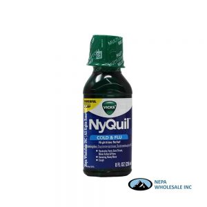 Nyquil 8 oz Regular