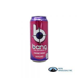 .VPX Bang RTD Frose Rose 12x16fl.oz. Cans