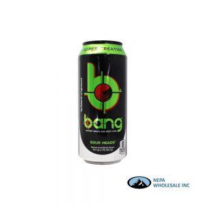 .VPX Bang RTD Sour Heads 12x16fl.oz. Cans