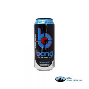 .VPX Bang RTD Blue Razz 12x16fl.oz. Cans