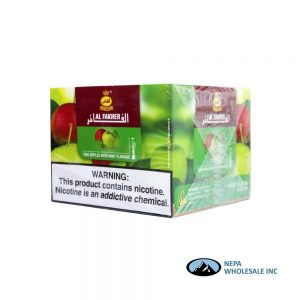 Al Fakher 250gm Two Apples with Mint Flavor