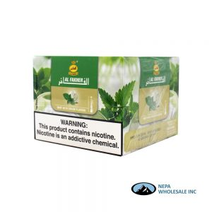 Al Fakher 250gm Cream with Mint Flavor