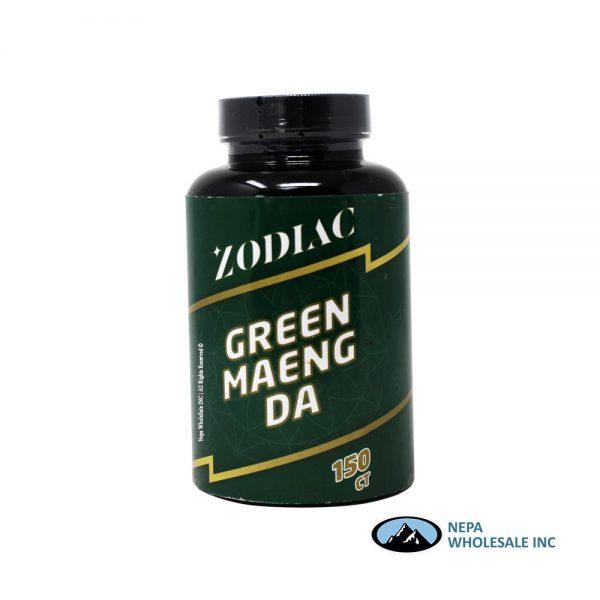 Zodiac 150CT Green Maeng Da