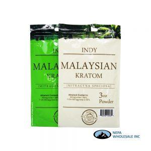 Indy 3oz Powder Malaysian