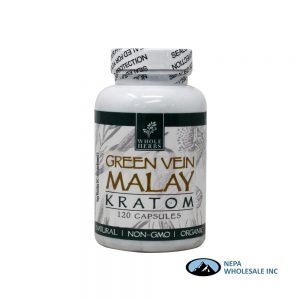 Whole Herbs 120CT Malay