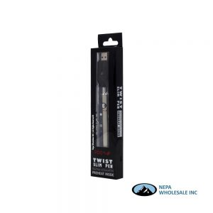 Twist Slim Pen Variable Voltage