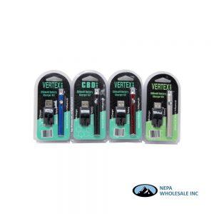 Vertex 350mAH Battery & Charger Kit 1CT