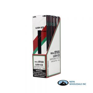 Real Stick 6.8% Lush Ice 5PK (731041642958)