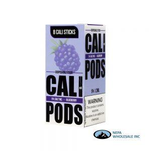 Cali Disposable Sticks 8CT Blueberry 5% Strength