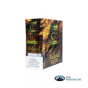 GG Gold Grabba Rasta 25 Packs