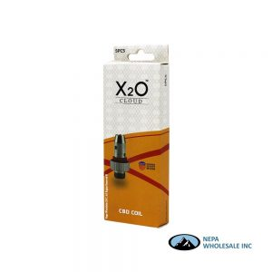 X2O Cloud CBD Coil 5 CT