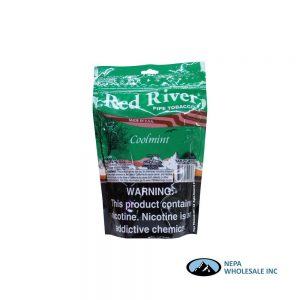 Red River Pipe Tobacco 6oz Cool Mint