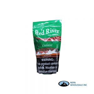 Red River Pipe Tobacco 16oz Cool Mint
