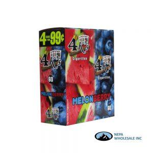 GT 4 Kings Melonberry 4 for $0.99 15 PK